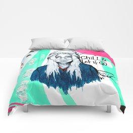 #STUKGIRL PHOENIX Comforters