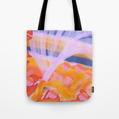 Scattered in Fountains Tote Bag