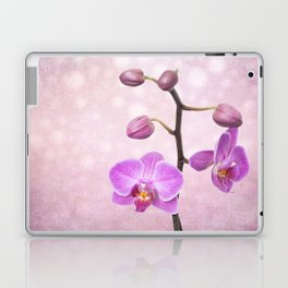 orchid tree (textured) Laptop & iPad Skin
