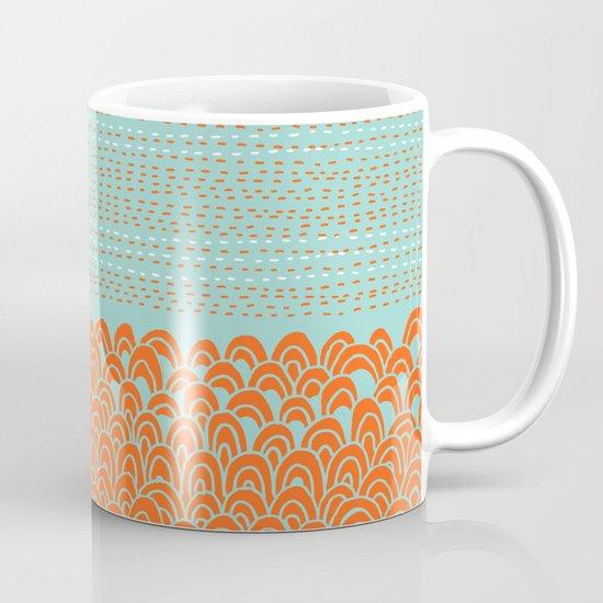Infinite Wave Mug