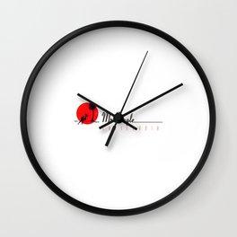 Bungle Wall Clock