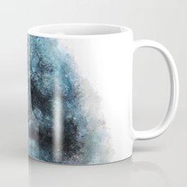 Wolf eel Oregon coast aquarium soft watercolor Coffee Mug