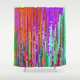 port17x10e Shower Curtain