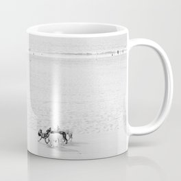 Puppy Traffic, French Bulldogs, Frenchie Art, French Bulldog Gifts Coffee Mug