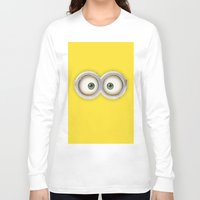 banana Long Sleeve T-shirts featuring Banana! by MrWhite