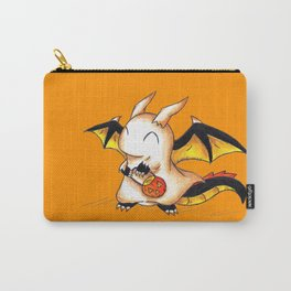 Trick or Treat Dragon Carry-All Pouch