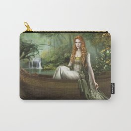 Lady of the Rhine Carry-All Pouch