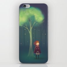 Refuge iPhone & iPod Skin