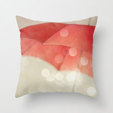 Whisked Away Throw Pillow