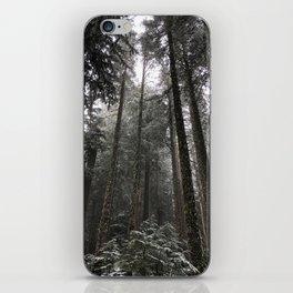 Trees 2 iPhone Skin