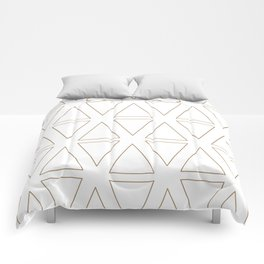 Winter Hoidays Pattern #18 Comforters