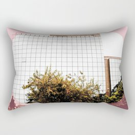 BUILDING IN BOGOTA COLOMBIA Rectangular Pillow
