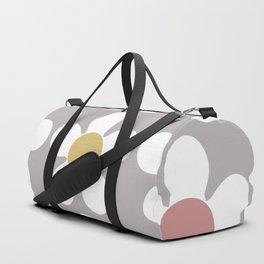 Spring Daisies Duffle Bag