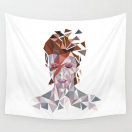 Bowie Stardust Wall Tapestry