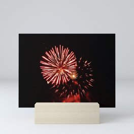 Fireworks 2.0 Mini Art Print