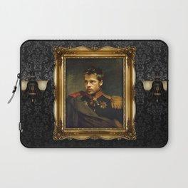 Brad Pitt - replaceface Laptop Sleeve