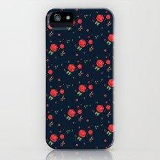 Classic western rose pattern Slim Case iPhone (5, 5s)
