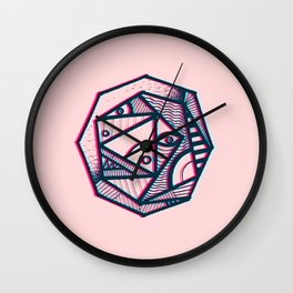 Incas  Wall Clock