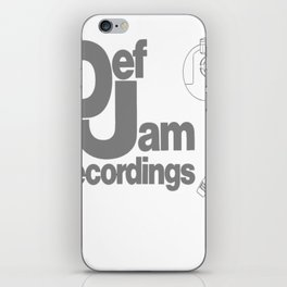 Def Jam Classic iPhone Skin