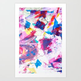 Fly for You. Art Print