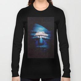Soft Gaze Long Sleeve T-shirt