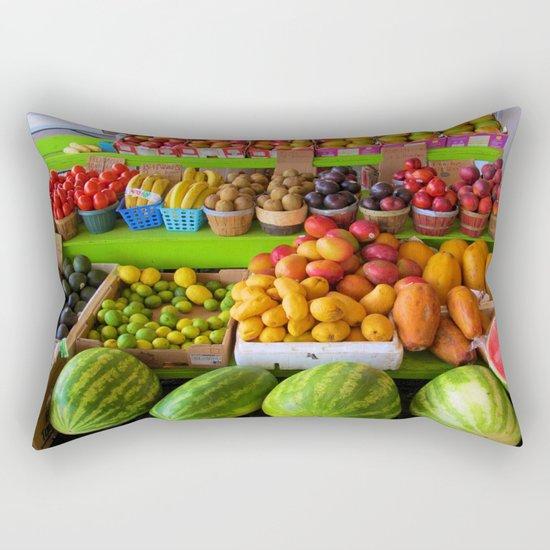 Fresh from the groves Rectangular Pillow