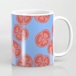 Tomato slices - food illustration Coffee Mug