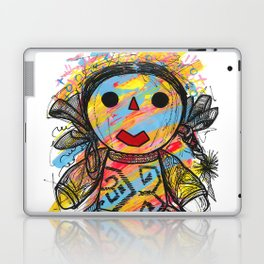 Maria Mariah Laptop & iPad Skin