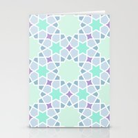 arabic Stationery Cards featuring Arabic pattern by tuditees
