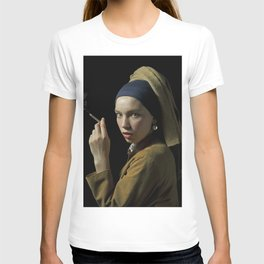 Girl with pearl earring - Ragazza col turbante T-shirt
