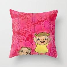 Children Throw Pillow