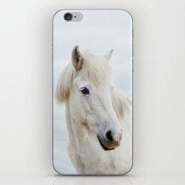 Icelandic Horse iPhone Skin