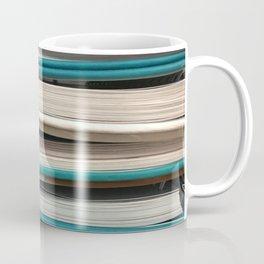 Read. Fashion Textures Coffee Mug