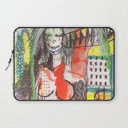 Humin capone Laptop Sleeve