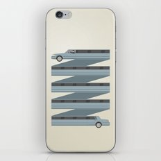 Stretched Out  iPhone & iPod Skin