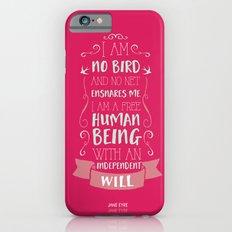 Jane Eyre Slim Case iPhone 6s