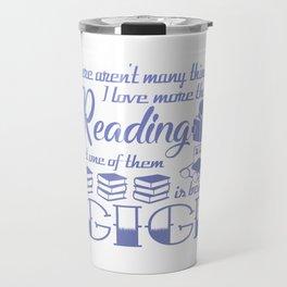 Reading Gigi Travel Mug
