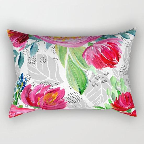 Spring flowering Rectangular Pillow