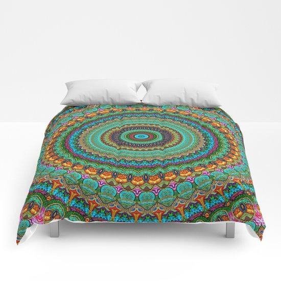 bohemian rhapsody  Mandala Comforters
