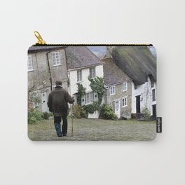 Gold Hill, Shaftesbury Carry-All Pouch