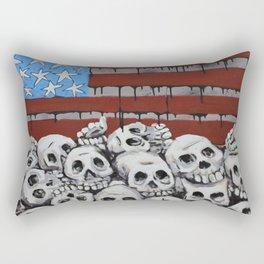 these colors run Rectangular Pillow