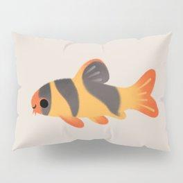 Clown loach Pillow Sham