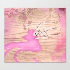 Safe & Sound  Valentine Special Canvas Print