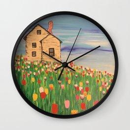 Peterborough Wall Clock