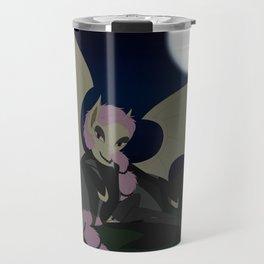 Vampire Shy Travel Mug