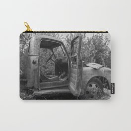 Old Chevy Truck II Carry-All Pouch