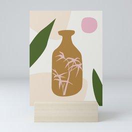 Abstract Art Print, Sake Mini Art Print