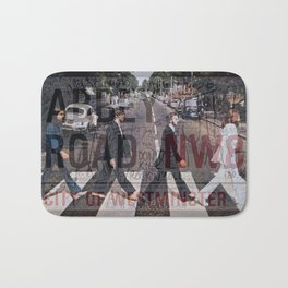 Abbey Road Bath Mat