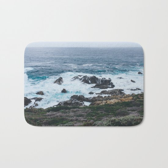 Northern California Coast Photography Bath Mat