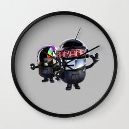 Daft Minion Wall Clock